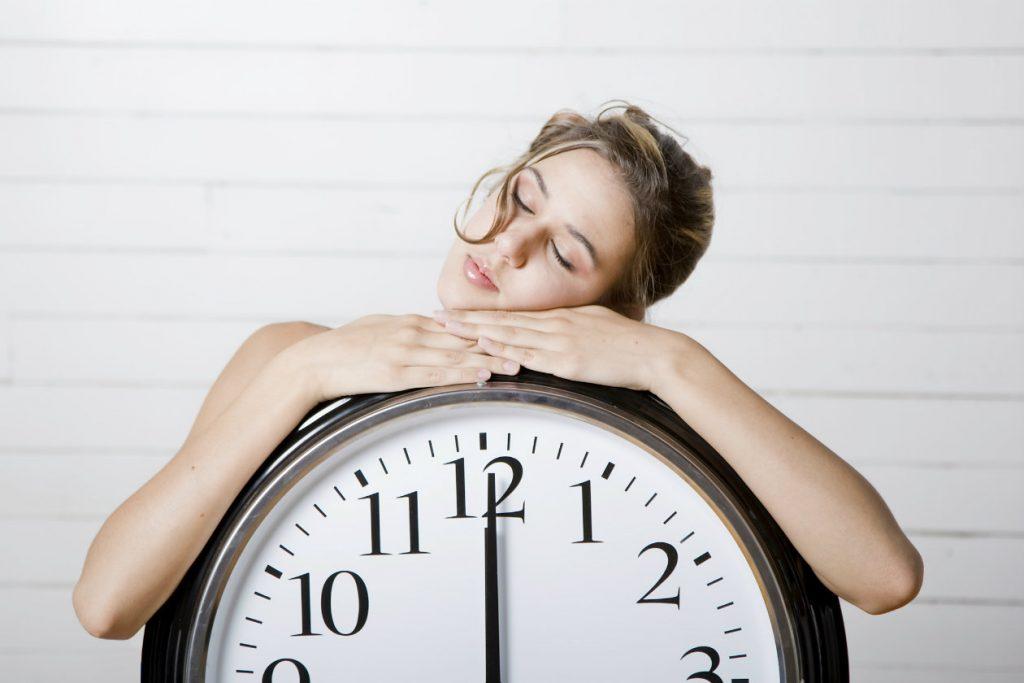 Quantidade de sono