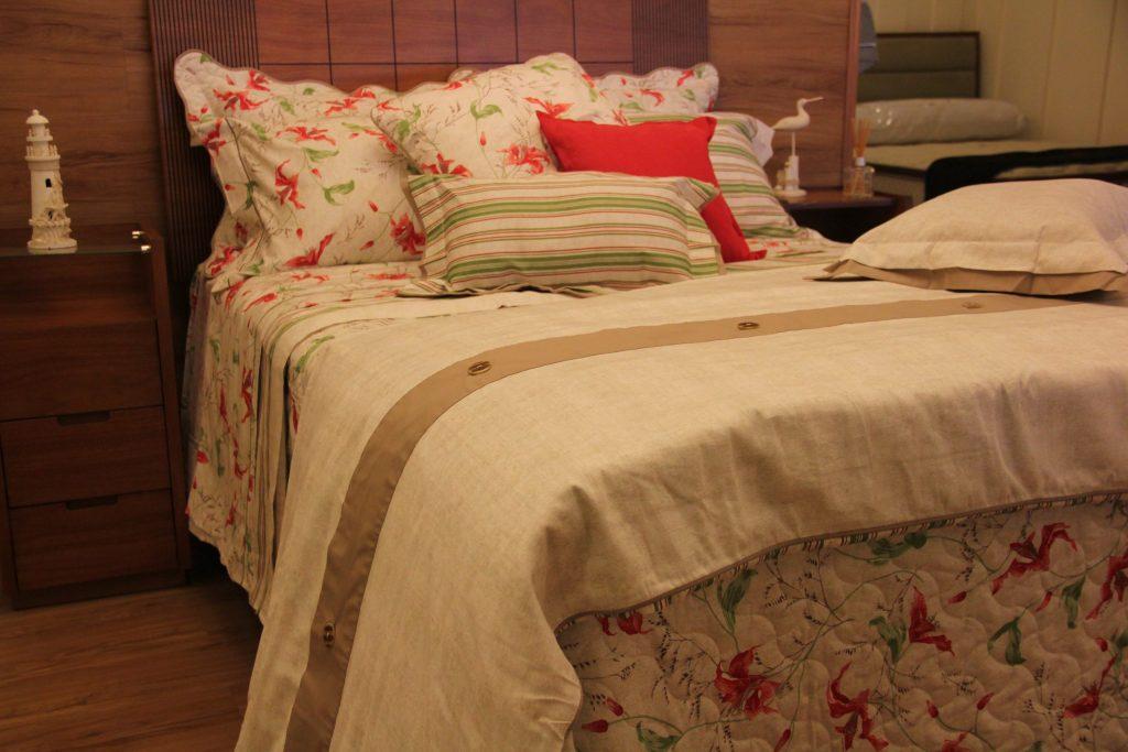 arrumacao de cama Euro Colchões
