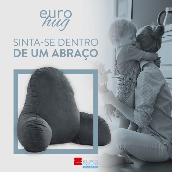 almofada de descanso Euro Hug